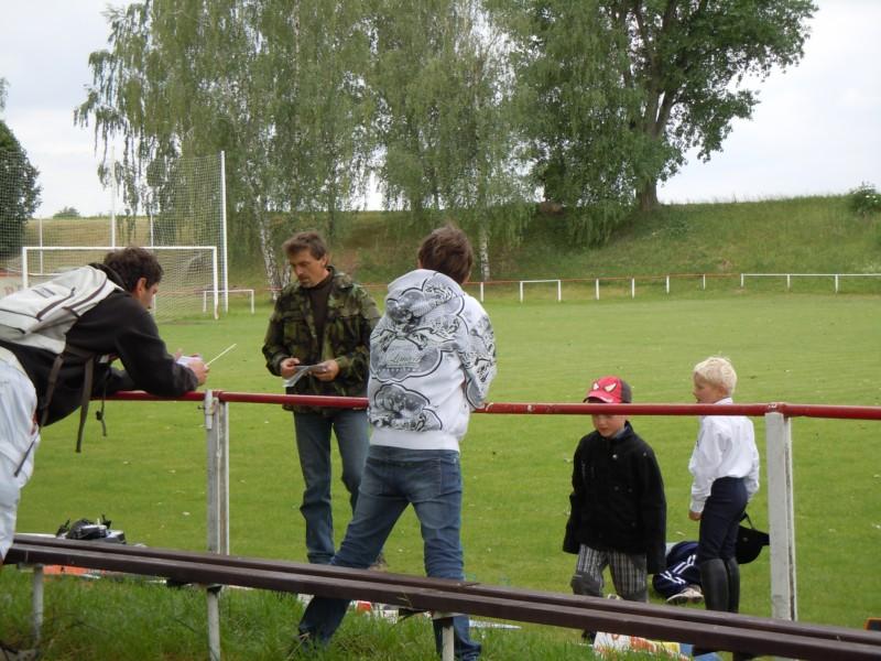 Dětský den Vrdy 2012
